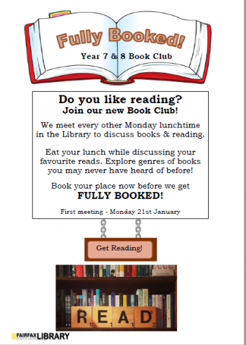Fully Booked - for Years 7 and 8