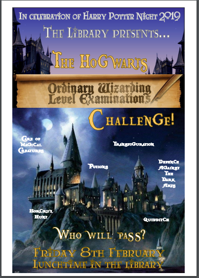 The Hogwarts Challenge