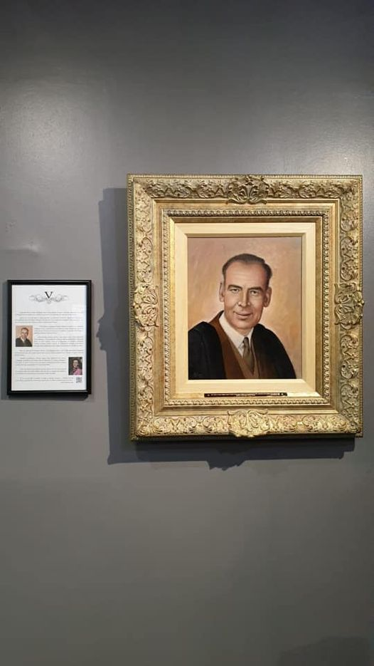 Portrait of our Founder